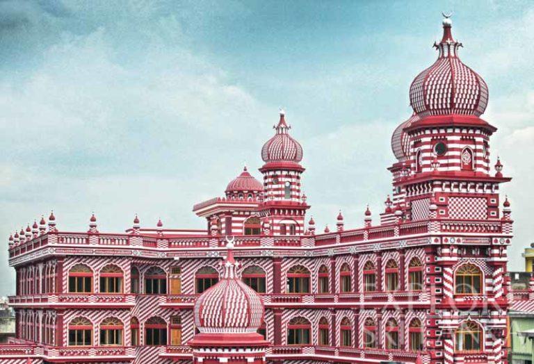 Sejarah Panjang Islam di Sri Lanka