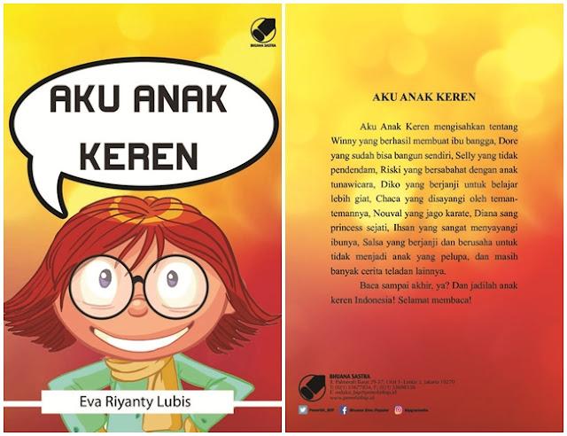 [Buku Anak] Aku Anak Keren - Eva Riyanty Lubis