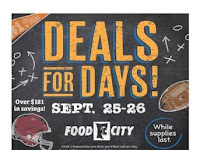 Food City Weekly Sale September 23 - 29, 2020
