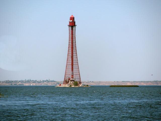 маяк в Рыбальчем