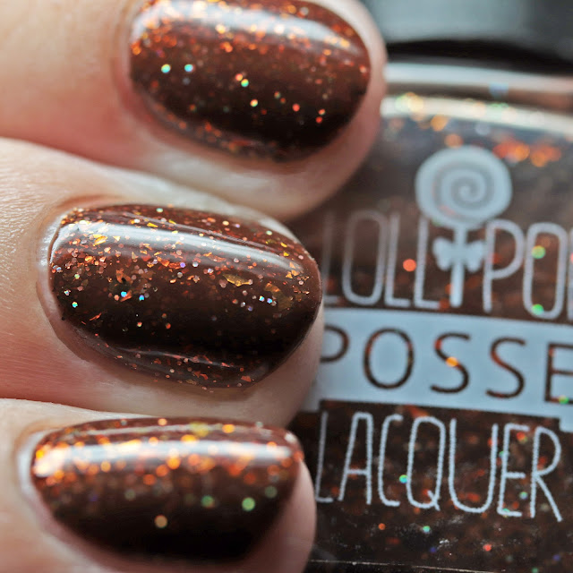 Lollipop Posse Lacquer Beware the Autumn People