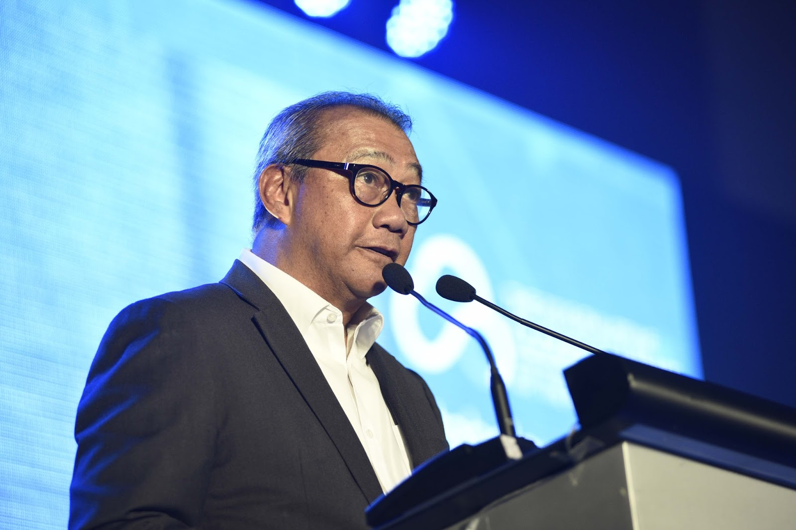 IPC President Reynaldo R. Huergas