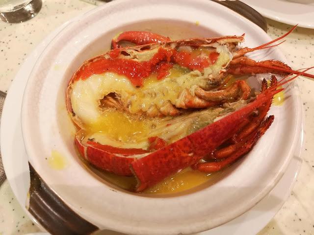 Pumpkin lobster