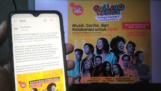 IM3 Ooredoo Gelar Collabonation Trilogy Concer Menyambut Tahun Baru yang Penuh Harapant