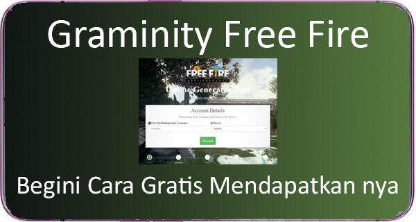 Graminity Free Fire Diamond Gratis