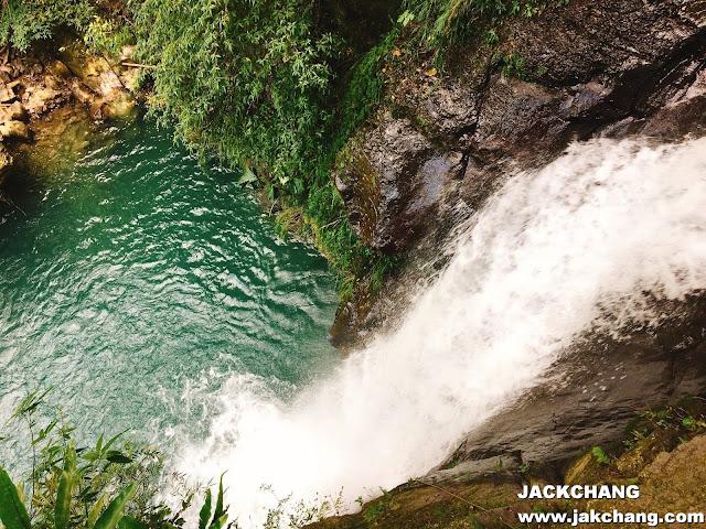 Dragon and Phoenix Waterfall