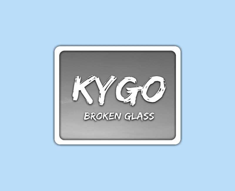 Kygo & Kim Petras – Broken Glass Lyrics