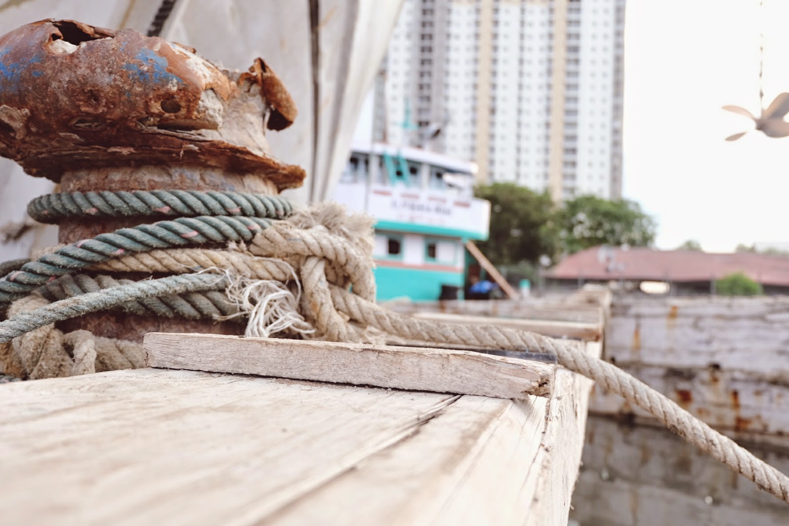foto-foto di pelabuhan sunda kelapa