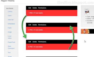 Cara Menggunakan XIBO : Membuat Slide Foto