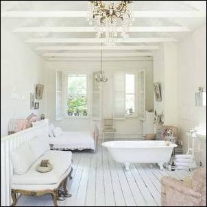 Key Interiors by Shinay: Romantic Bathroom Design Ideas