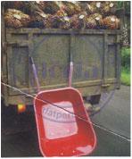 Gerobak Dorong / Kereta Sorong