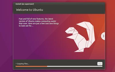 Tutorial Lengkap Cara Install Ubuntu 16.04 Lengkap Dengan Gambar