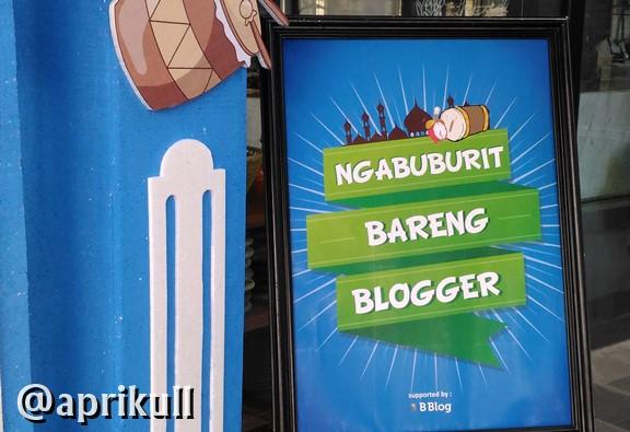 Ngabuburit Bareng Blogger bersama BCA dan Bblog