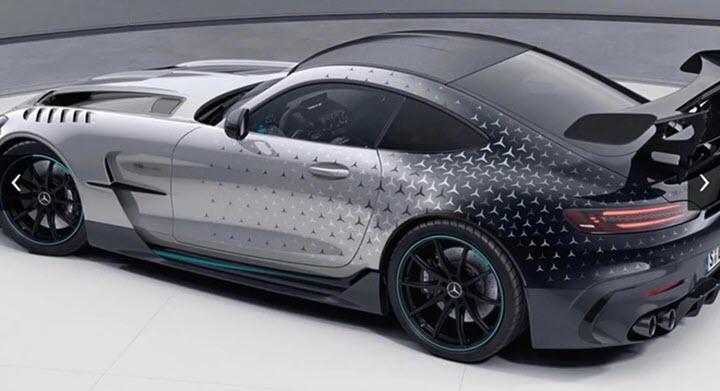 Xe mạnh nhất của Mercedes-AMG ra bản đặc biệt, giống xe đua F1