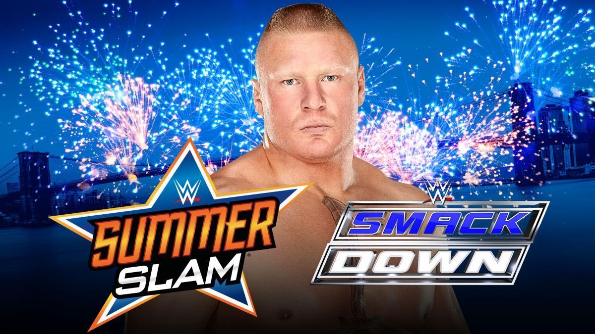 SummerSlam Opponents For Brock Lesnar