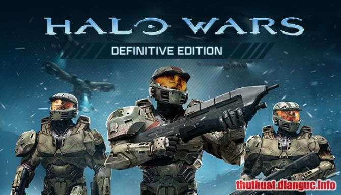 Download Game Halo Wars: Definitive Edition Full Cr@ck