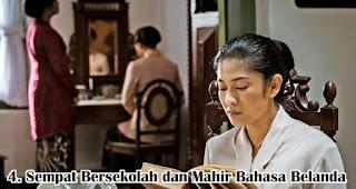 Sempat Bersekolah dan Mahir Bahasa Belanda merupakan salah satu fakta menarik Raden Ajeng Kartini yang wajib diketahui