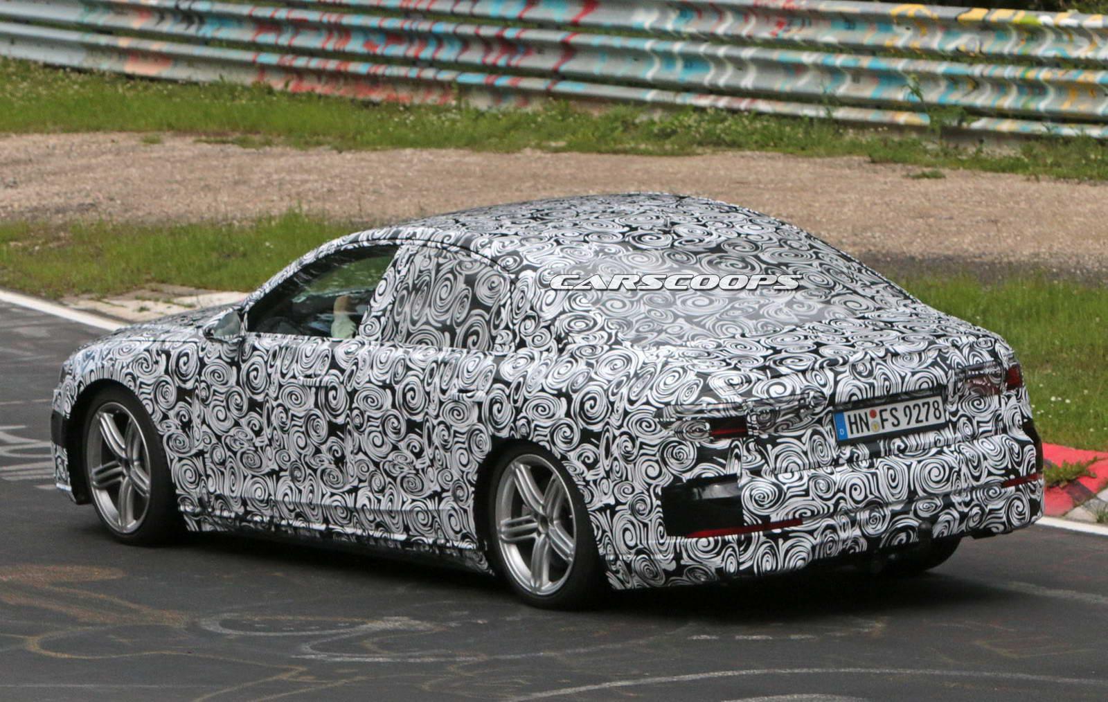 Categories Audi Audi A8 Audi Scoops Scoops