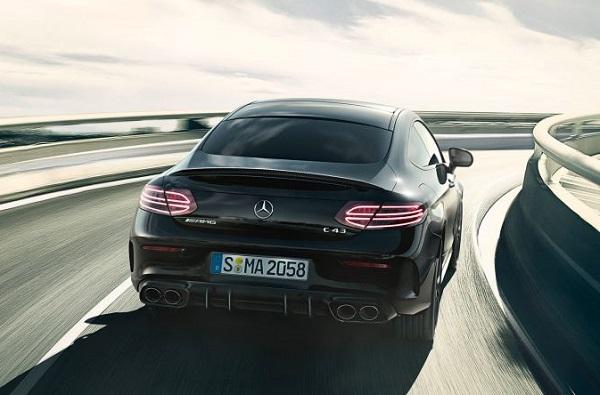 Mercedes AMG C 43 Coupé