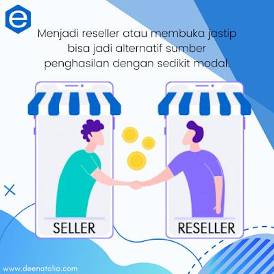 Jadi Reseller atau Jastip Exabytes Indonesia