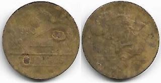 2 Cruzeiros, 1950