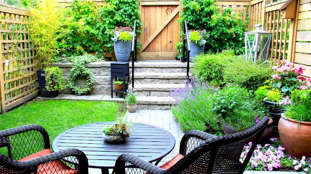 Backyard landscaping ideas different things