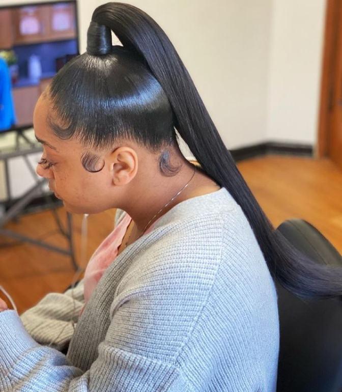 30 Best Gel Hairstyles For Black Ladies 2021