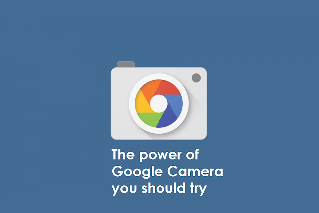 Google Camera Android
