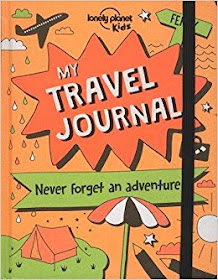 My travel journal by Lonely Planet
