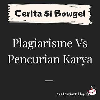 plagiarisme vs pencurian karya