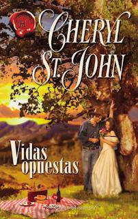 Cheryl St. John - Vidas Opuestas