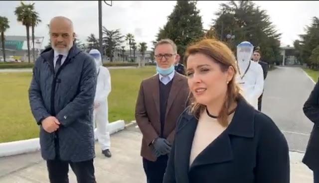 Medici e infermieri albanesi in Italia nella lotta contro COVID-19