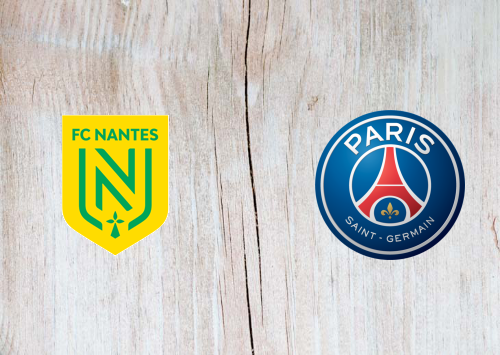 Nantes vs PSG -Highlights 31 October 2020
