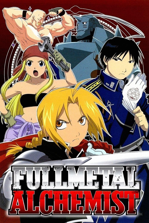 Fullmetal Alchemist Dual Latino/Japones 1080p
