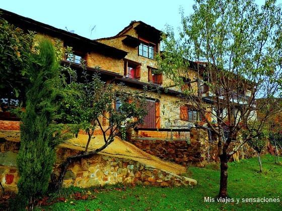 Hotel rural con spa el Huerto del Abuelo, Guadalajara