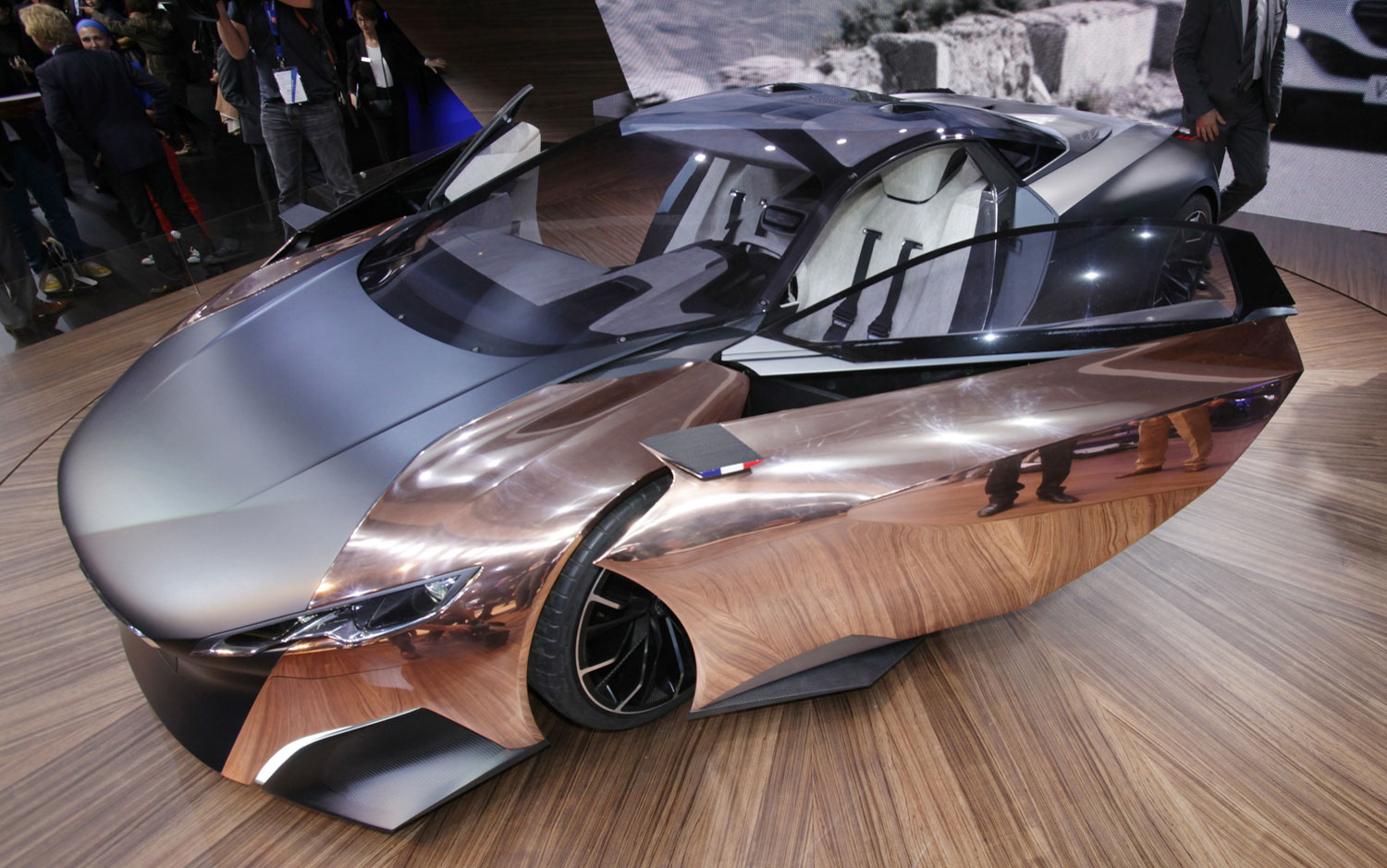 Mazda Furai Price >> Gears HD: Mustang Eliza Coupe French Supercars Ford Cobra ...