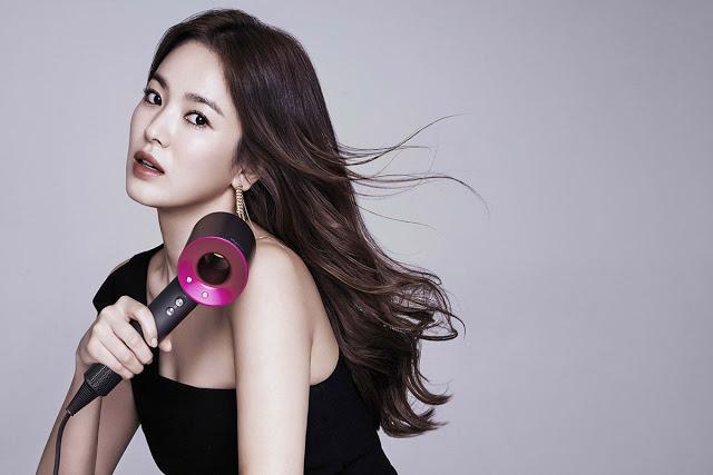Perjalanan Karir Song Hye Kyo