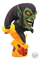 Diamond Select Legends in 3D Green Goblin Half Scale Bust