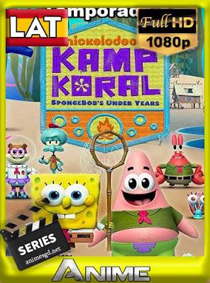 Kamp Koral : Los primeros Años de Bob Esponja – Temporada 1 (2021) LatinoHD [1080P] [GoogleDrive] RijoHD