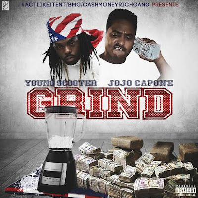 """Young Scooter ft Jojo Capone - """"Grind"""" / www.hiphopondeck.com"""