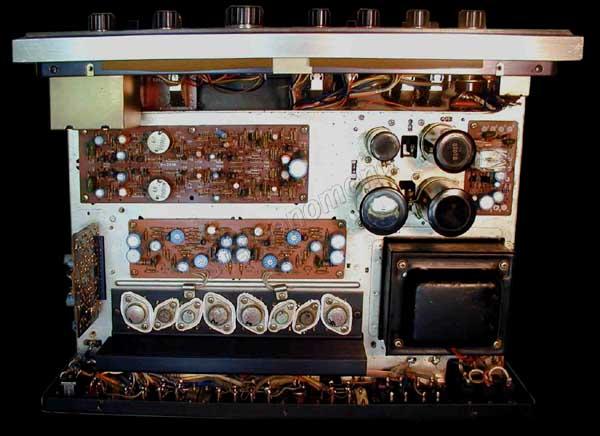 stereonomono - Hi Fi Compendium: Sansui AU-7500 (1972)