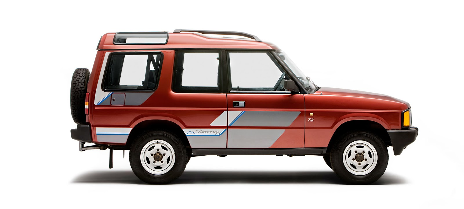 1989 Land Rover Discovery