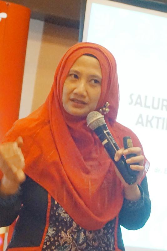 Dr. Eighty Mardiyan Kurniawati SpOG (K)