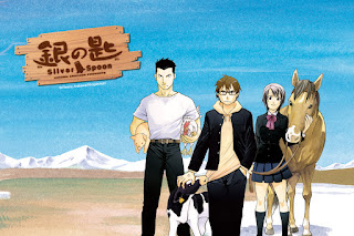 Gin no Saji Batch Subtitle Indonesia
