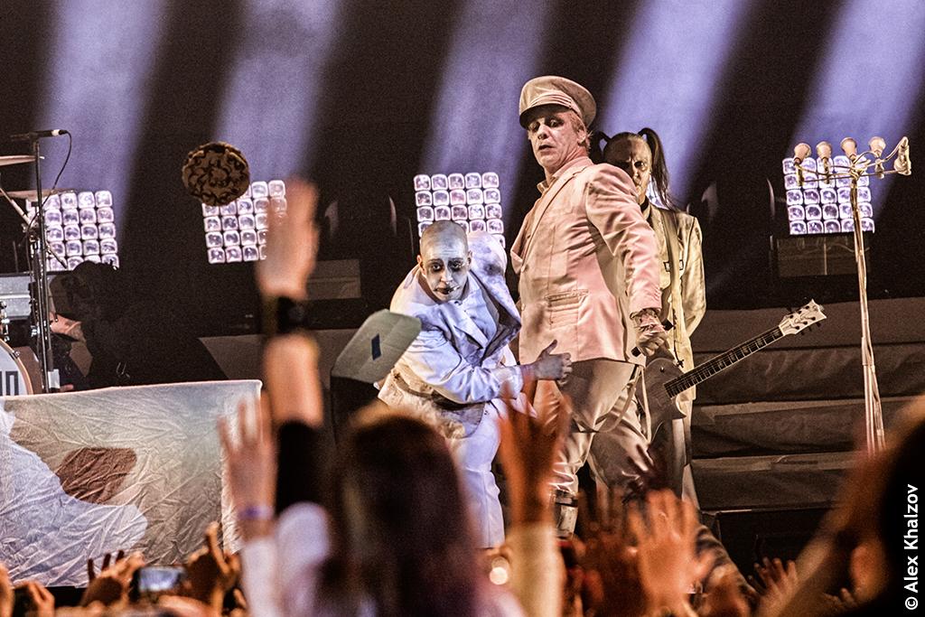 Lindemann в ВТБ Арене