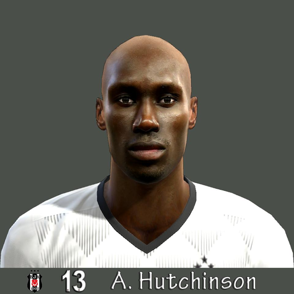 Ultigamerz Pes 2010 Pes 2011 Face: Ultigamerz: PES 2013 Hutchinson (Canada NT,Beşiktaş) Face