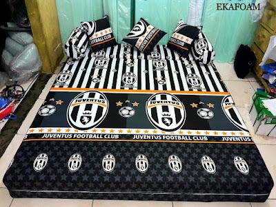 Sofa bed inoac motif BOLA JUVENTUS atau JUVE Footbal Club