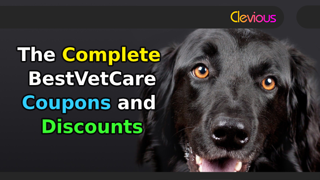 The Complete BestVetCare Coupons & Discounts - Clevious Coupons