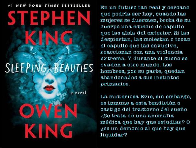 Sleeping Beauties, una novela de Stephen King y Owen King