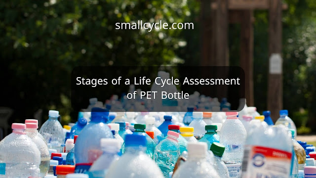 Stages of a Life Cycle Assessment